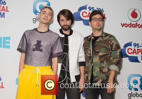 Olly Alexander, Mikey Goldsworthy, Emre Türkmen and Years & Years 2
