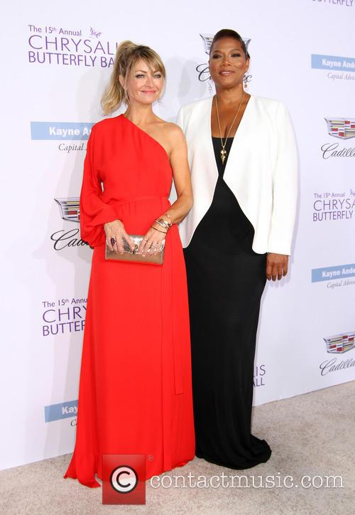 Rebecca Gayheart and Queen Latifah 3
