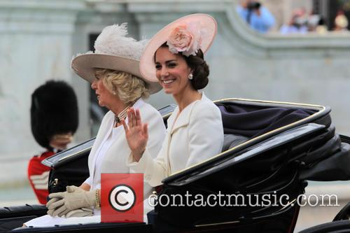 Camilla, Duchess Of Cornwall, Catherine, Duchess Of Cambridge, Kate Middleton and Catherine Middleton 3