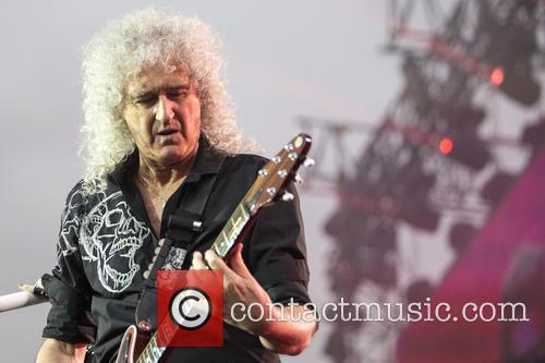Brian May and Queen 2
