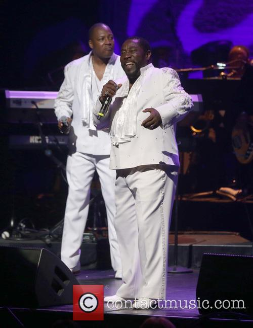 The O'jays and Eddie Levert