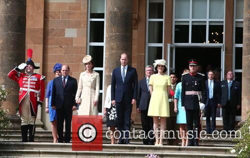 Prince William, Duke Of Cambridge, Catherine, Duchess Of Cambridge and Kate Middleton 1