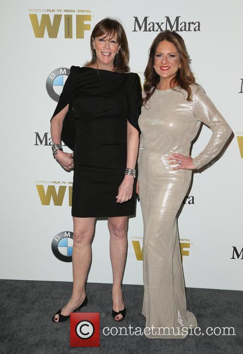 Jane Rosenthal and Cathy Schulman 8