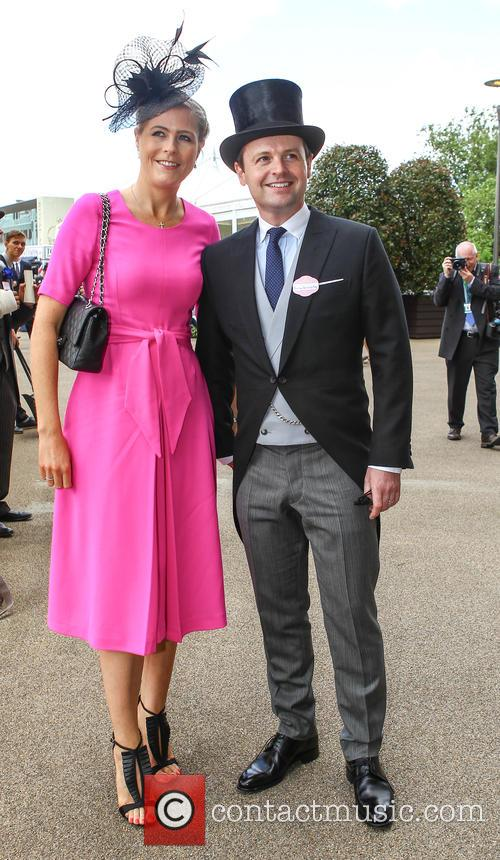 Declan Donnelly and Ali Astall 6