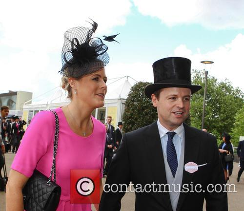 Declan Donnelly and Ali Astall 9