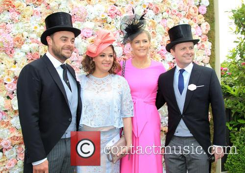 Anthony Mcpartlin, Lisa Armstrong, Declan Donnelly and Ali Astall 2