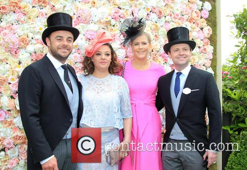 Anthony Mcpartlin, Lisa Armstrong, Declan Donnelly and Ali Astall 3