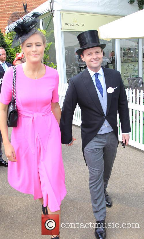 Declan Donnelly and Ali Astall 2