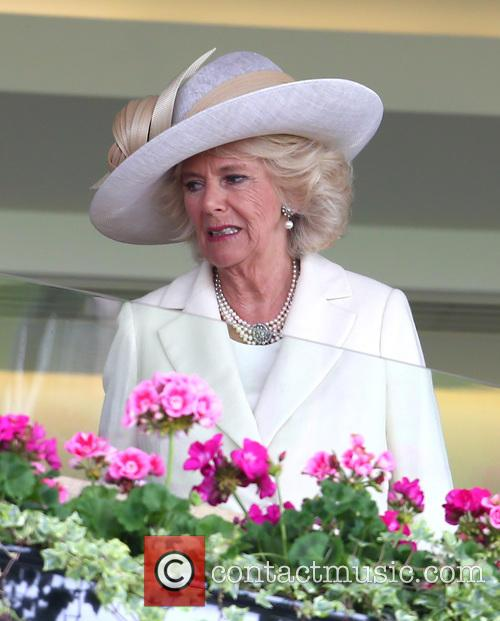 Camilla and Duchess Of Cornwall