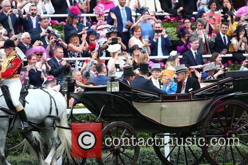 Queen Elizabeth, Prince Philip and Duke Of Edinburgh 2