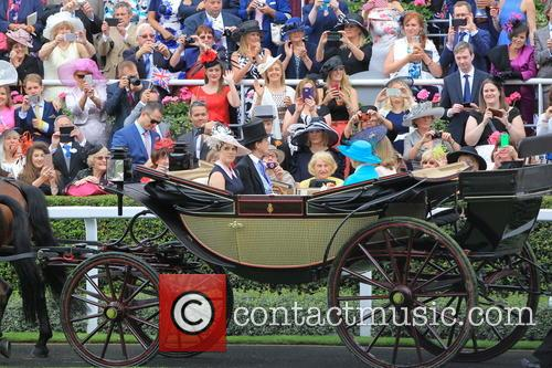 Queen Elizabeth, Prince Philip and Duke Of Edinburgh 3