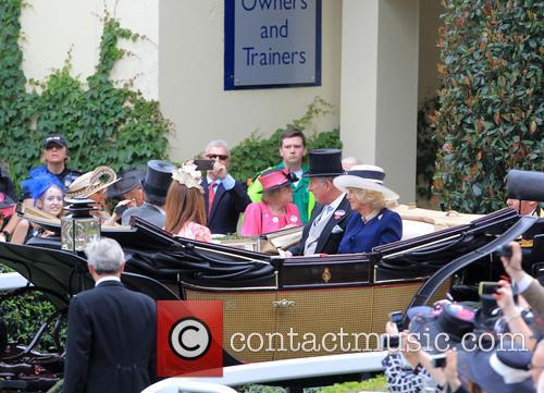 Prince Charles, Camilla and Duchess Of Cornwall 1