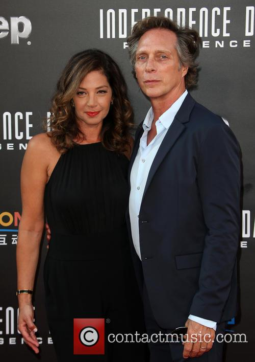 Kymberly Kalil and William Fichtner 2