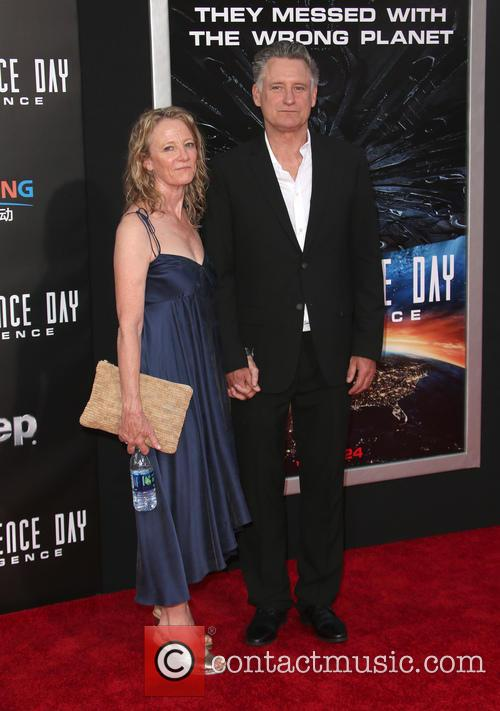 Tamara Hurwitz and Bill Pullman
