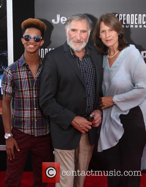 Judd Hirsch and Family