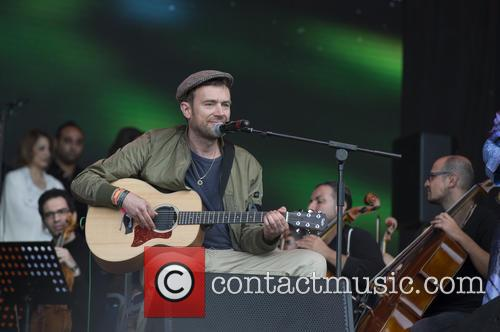 Damon Albarn and The Orchestra Of Syrian Musicians 2