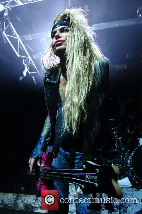 Steel Panther and Lexxi Foxx 10