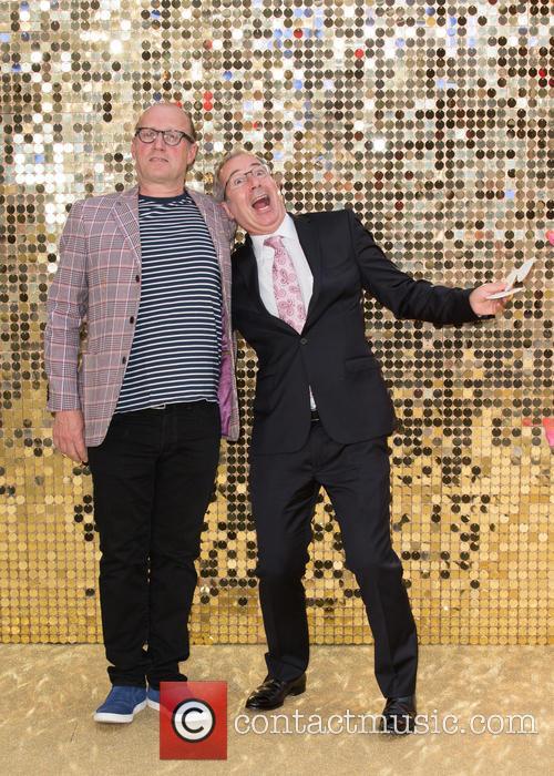 Adrian Edmondson and Ben Elton 1