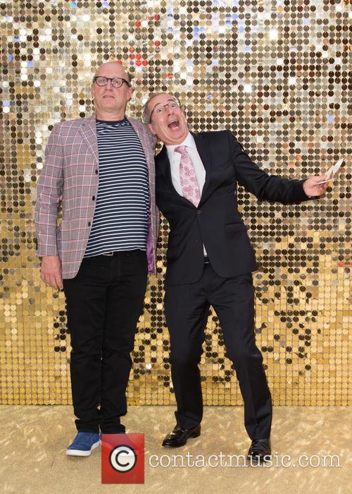 Adrian Edmondson and Ben Elton
