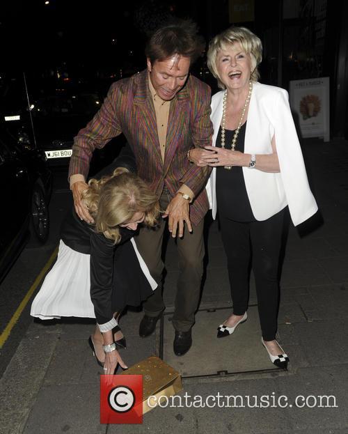 Sir Cliff Richard and Gloria Hunniford 3
