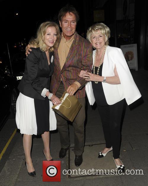 Sir Cliff Richard and Gloria Hunniford 5