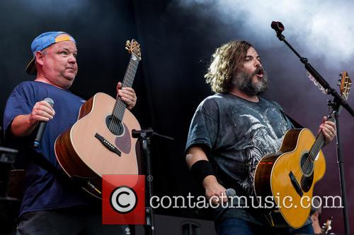 Tenacious D, Jack Black and Kyle Gass 1