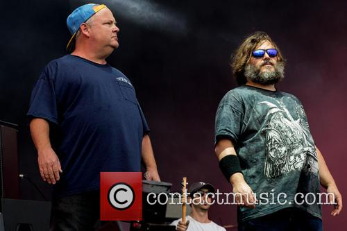 Tenacious D, Jack Black and Kyle Gass 3