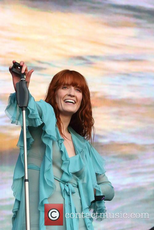 Florence + The Machine and Florence Welch 9