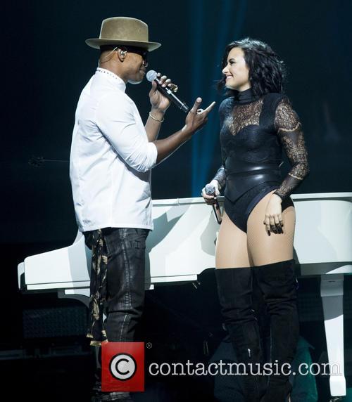 Jamie Foxx and Demi Lovato 5