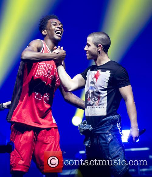 Desiigner and Nick Jonas 1
