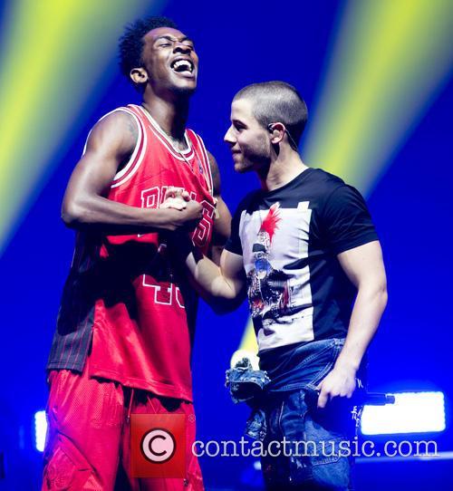 Desiigner and Nick Jonas 2