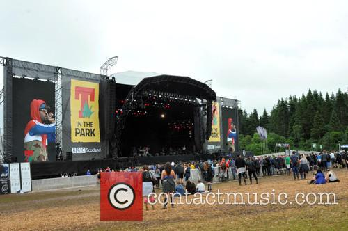 T In The Park and Atmosphere 3