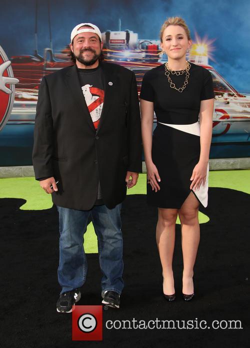Kevin Smith and Jennifer Schwalbach Smith 5
