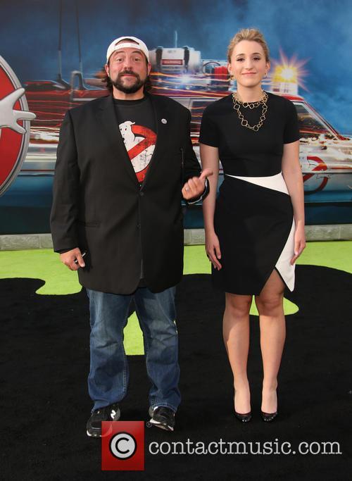 Kevin Smith and Jennifer Schwalbach Smith 6