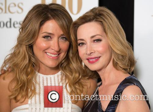 Sasha Alexander and Sharon Lawrence 6