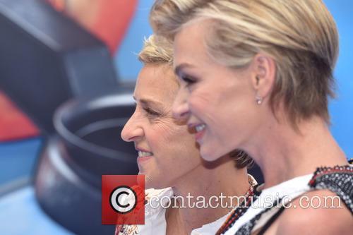 Ellen Degeneres and Portia De Rossi 11