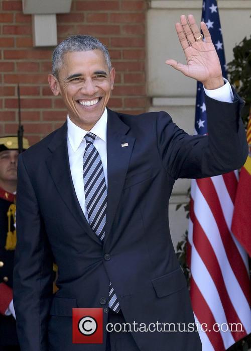 President Barack Obama 5