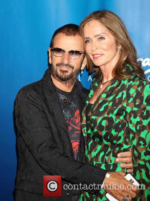 Ringo Starr and Barbara Bach 2