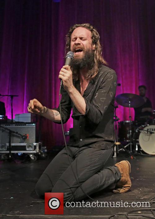 Father John Misty and Joshua Michael Tillman
