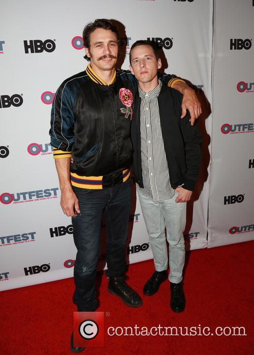 James Franco and Justin Kelly 2