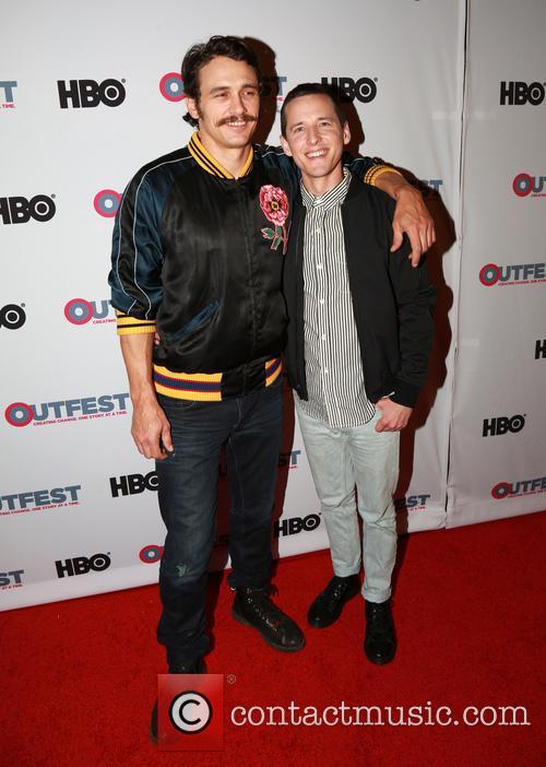 James Franco and Justin Kelly 6
