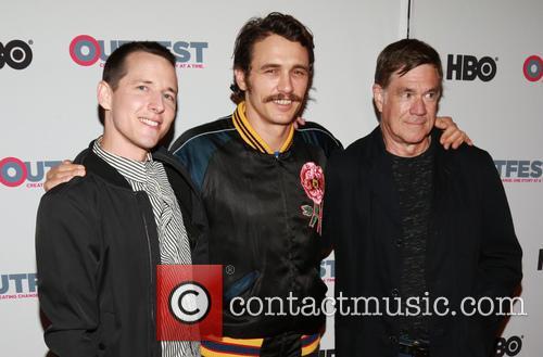 Justin Kelly, James Franco and Gus Van Sant 9