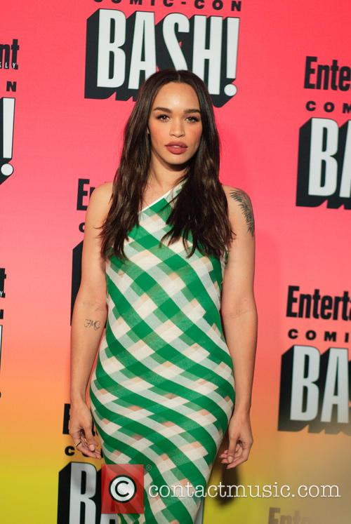 Entertainment Weekly and Cleopatra Coleman 1