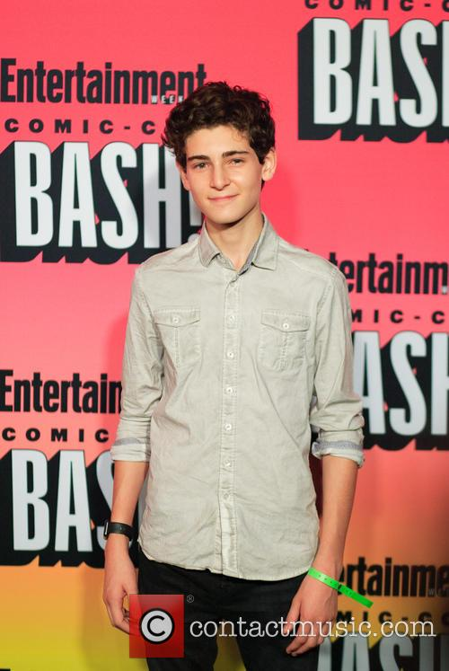 Entertainment Weekly and David Mazouz 7