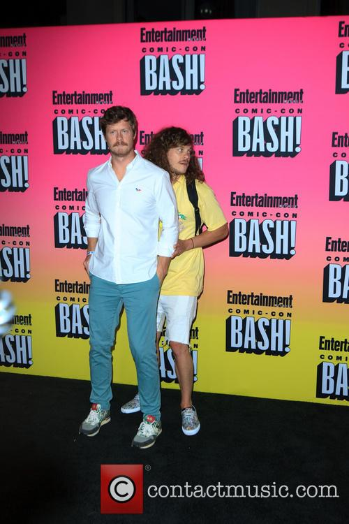 Anders Holm and Blake Anderson