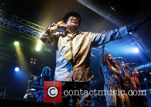 Parliament Funkadelic and George Clinton 2