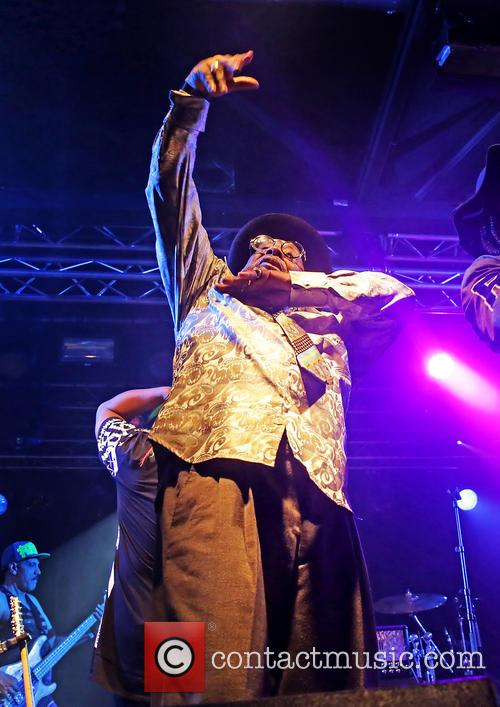 Parliament Funkadelic and George Clinton 9