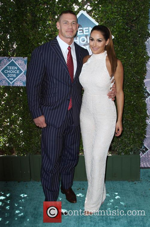 John Cena and Nikki Bella 1
