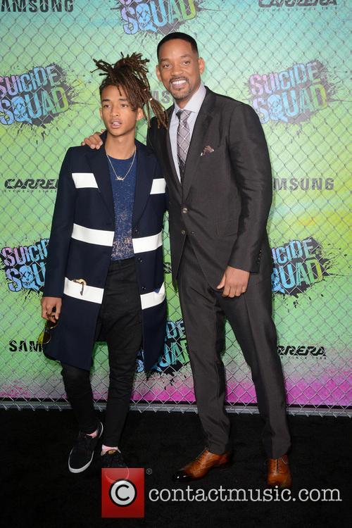 Jaden Smith and Will Smith 1