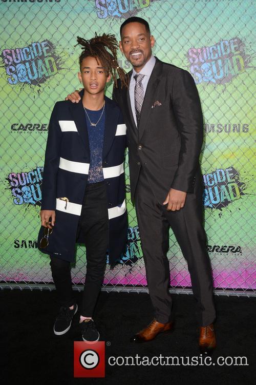 Jaden Smith and Will Smith 2